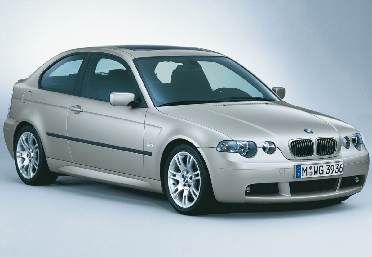 CC Capsule: 2003 BMW 318td (E46 3 Series Compact) – The Bug-Eyed Bimmer