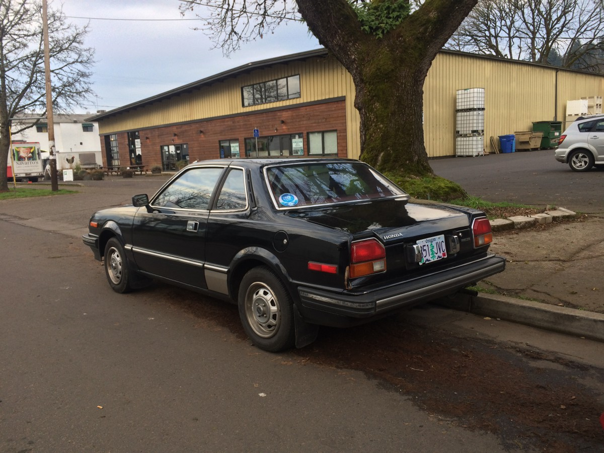 honda prelude coupe 1981
