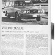 It's easy to forget that Mercedes wasn't yet building station wagons in 1976. That long overdue body style would arrive a few years later, so in 1976, when Volvo built […]
