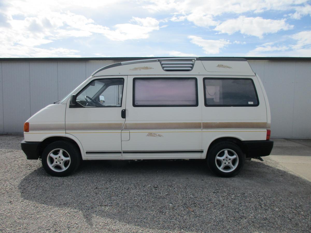 28492b1c62 CC Outtake  1991 Volkswagen T4 Dehler Maxivan – Camper Minivan