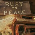 "Up a dusty unpaved road in Washington state's Olympic Mountains is an abandoned 1962 Ford F-Series truck with a ""Rust in Peace"" sign propping up the hood. I can't think of a […]"