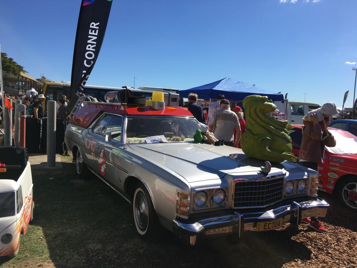 Racq Car Show