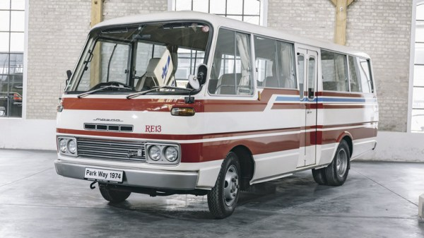 Bus Stop Classics: 1974-76 Mazda Parkway 26 Minibus – Does