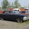 Curtis Perry just posted this shot at the Cohort, and it marks a milestone in the history of the internet: the first '62 Fairlane (base model) black four door sedan […]