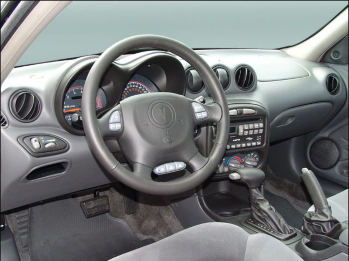 The Best 2000 Pontiac Grand Am Gt Interior
