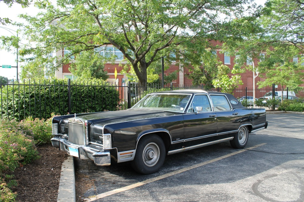 Cc Capsule 1979 Lincoln Continental Town Car Built To Last