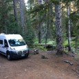 With the forecast of perfect early fall weather, we decided to head for the mountains and high desert this past week in our Promaster van conversion camper that I've been […]