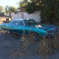 When I first spotted this Buick sedan from some distance in a weedy empty lot outside Baker City, Oregon, on our recent trip, I though it might be a Wildcat […]