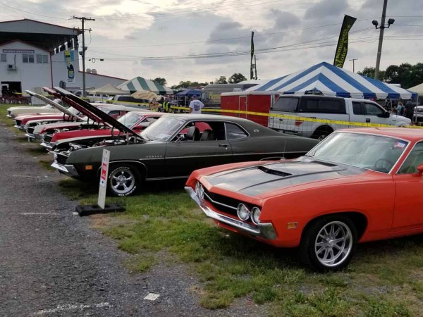 2018 Ford Torino >> Car Show Classics 2018 Carlisle Ford Nationals Part Three