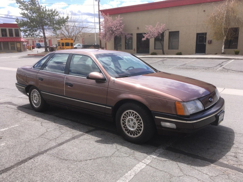 eBay Find – 1988 Ford Taurus LX – The Last Of Its Kind, Or Close To It