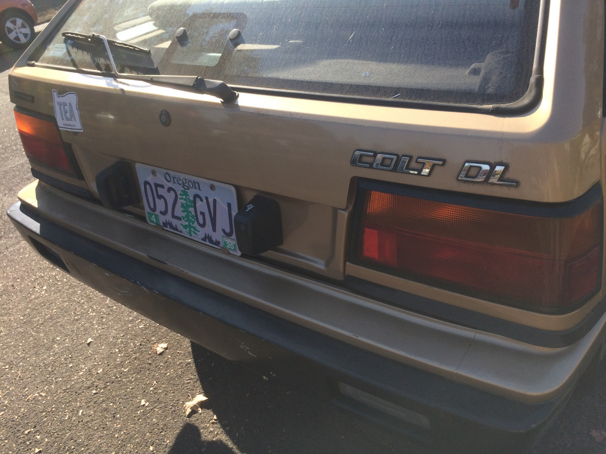 CC Outtake: 1987(ish) Dodge Colt – Last One On the Streets