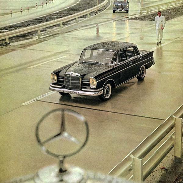 6 Wheel Brake Cylinder Mercedes Rear W111 W112 Ponton W121 190 220