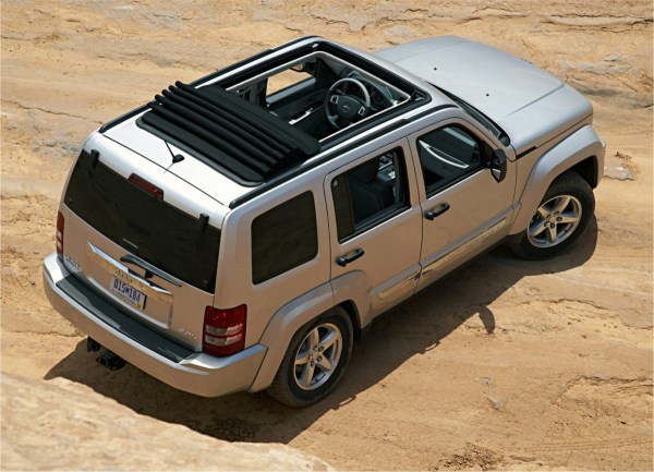 Cc News Fca To Jeep Liberty Owners With Sky Slider Roof You Re F Ked Curbside Classic
