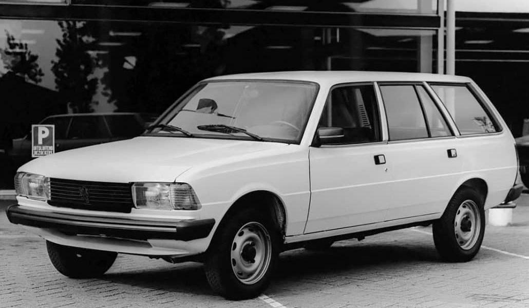 Curbside Classic 1986 Peugeot 305 Break Gld Gimme A Break Curbside Classic
