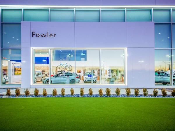 Fowler Volkswagen