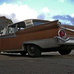 Cohort Outtake 1959 Ford Fairlane 500 Galaxie The Missing 1959 Ford Cc Curbside Classic