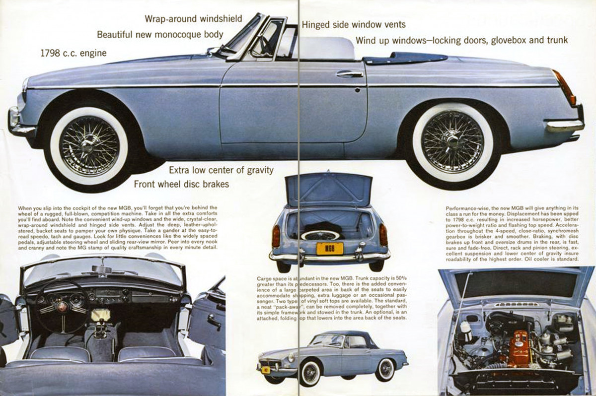 Curbside Classic: 1978 MGB – Determined To Survive