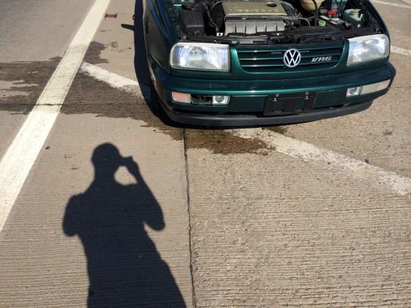 1997 Jetta GLX VR6 Damage