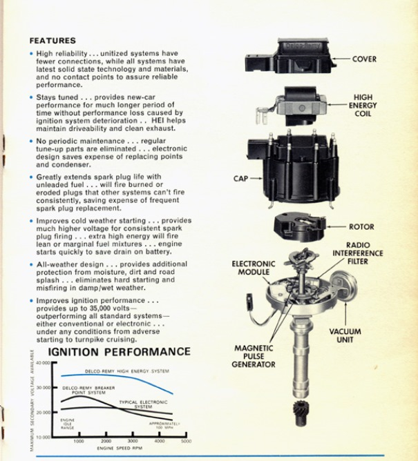 Automotive History: Electronic Ignition – Losing the Points, Part 3
