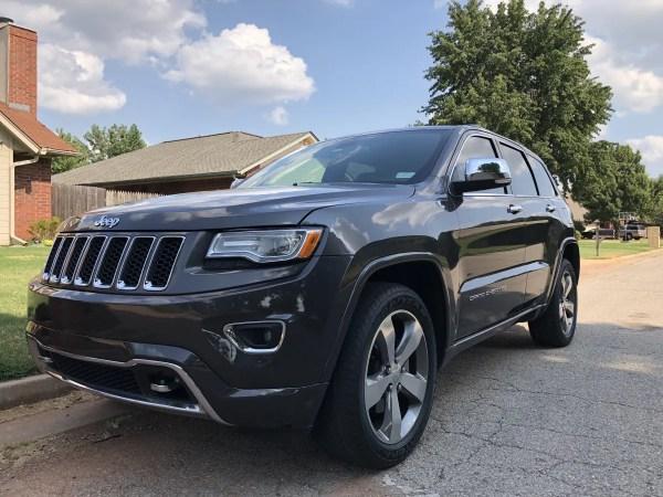 2015 Grand Cherokee