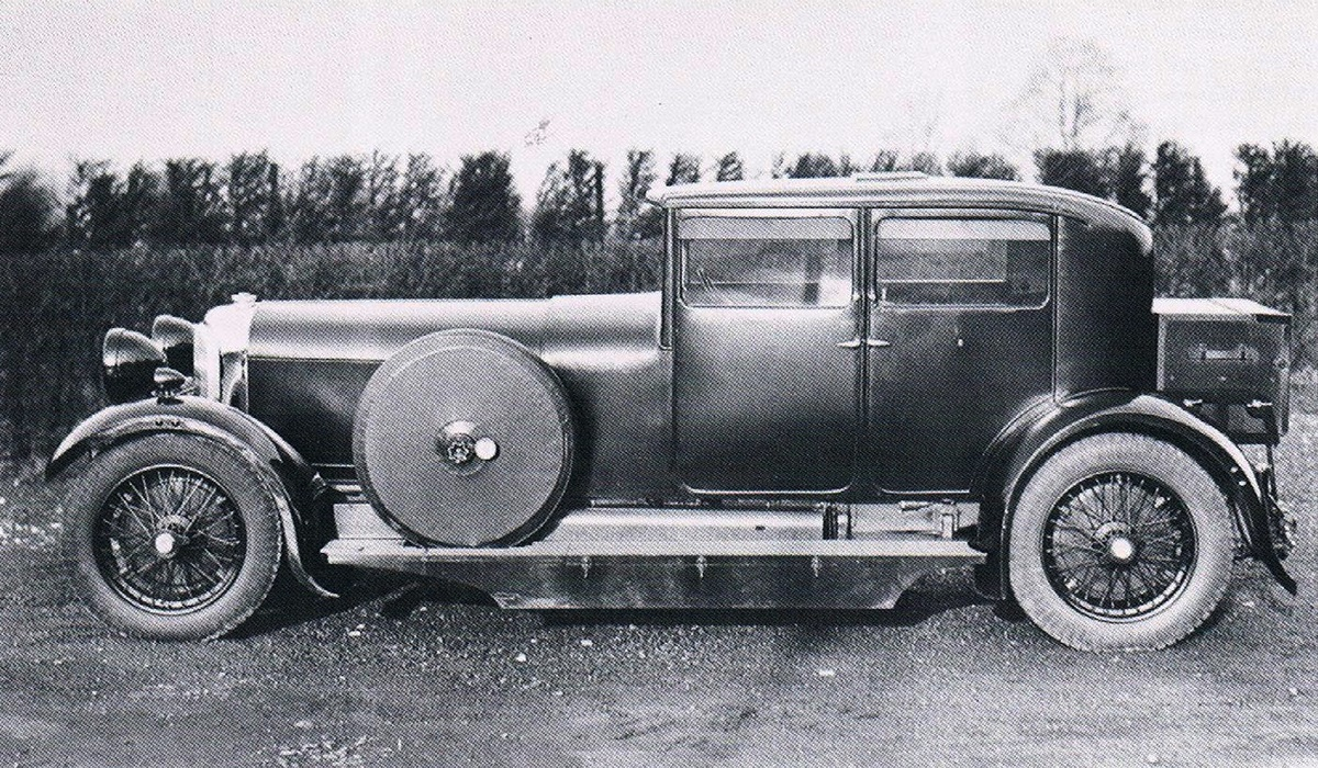 Automotive History: British Deadly Sins (High-Brow Hybrids, Part 2 ...