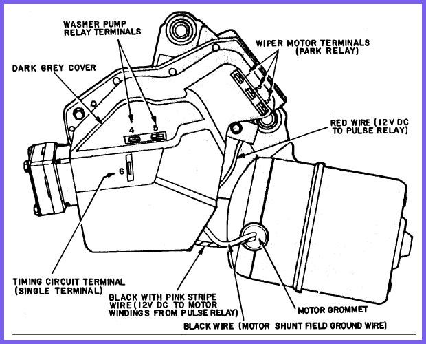 Gm 2 Speed Wiper Motor Wiring Diagram Delay Street Rod Fuse Box Ezgobattery Lalu Decorresine It