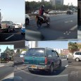 Welcome to September's edition of various interesting vehicles captured on the streets and roads of Israel, either motionless or whilst on the move.