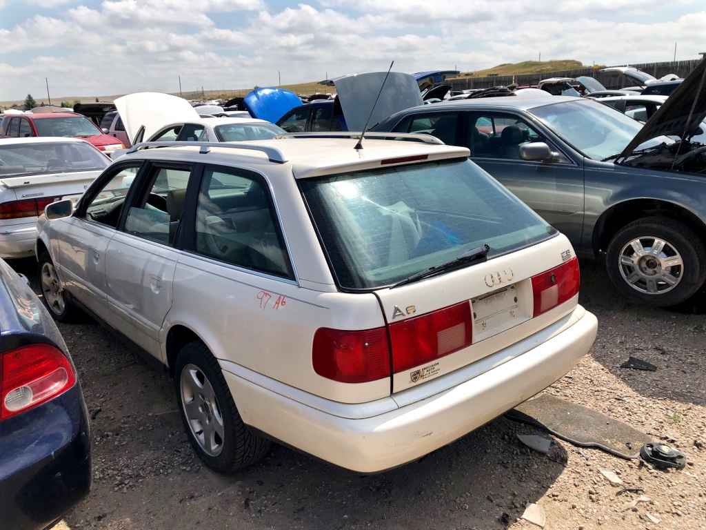 Curbside Classics: 1990-1997 Audi 100 & A6 (C4) - Everything Is Fine | Curbside Classic