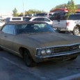 Last week, the road from Dallas delivered more than pavement. On my return trip along I-40, I found this 1967 Caprice hardtop in a McDonalds parking lot on the west […]