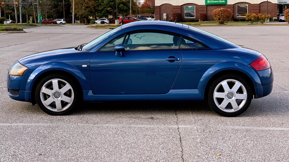 Kekurangan Audi Tt 2000 Tangguh