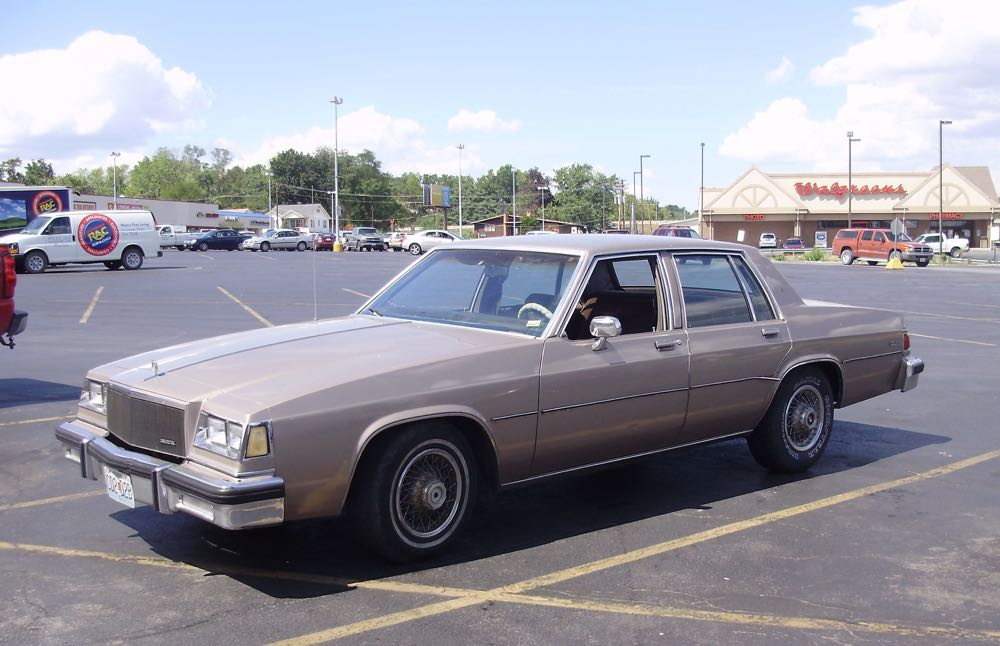 Other Car Manuals 84 1984 Buick Lesabre owners manual Vehicle ...