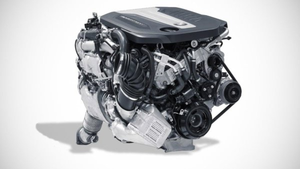 BMW B57 quad turbodiesel engine
