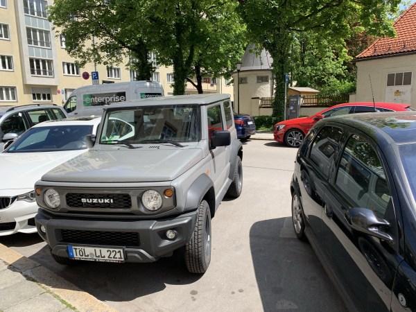 Newer Suzuki Jimny