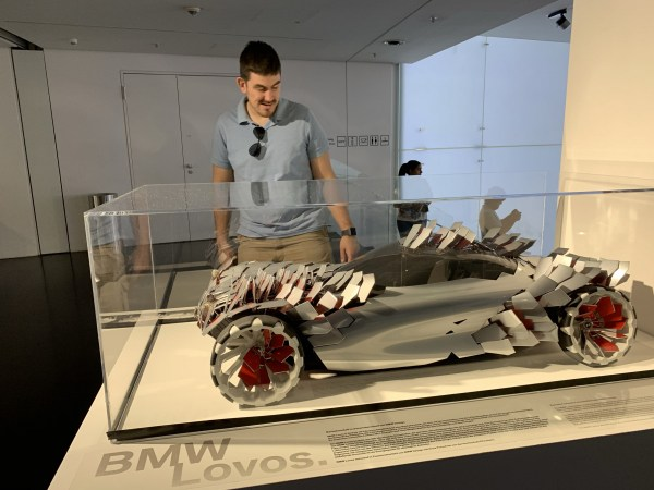 2009 BMW Lovos Design Study
