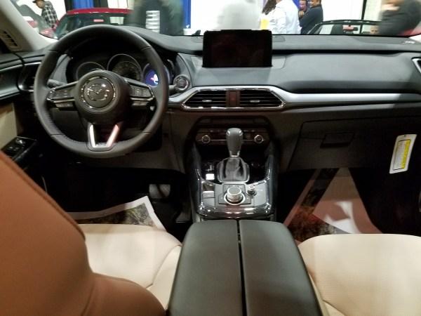 Mazda 3 2019 NY auto show