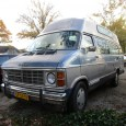 "Last November, I walked by this long 'n tall Dodge B-Series camper van. It's based on the Sportsman Maxiwagon, so with the long wheelbase (127"") and extended rear overhang. Furthermore, […]"