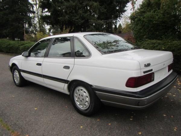 1990 Taurus autostrader