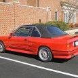 BMW E30 cars are not exactly rare, and I'm no fan of M3-inspired bodykits, but this car made me look twice.  Something about it was… different.  It was a convertible, […]
