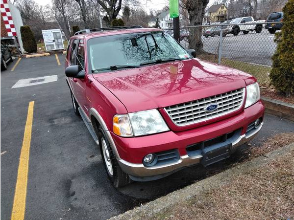 cc for sale 2002 ford explorer eddie bauer edition any love for the forgotten explorer curbside classic 2002 ford explorer eddie bauer edition