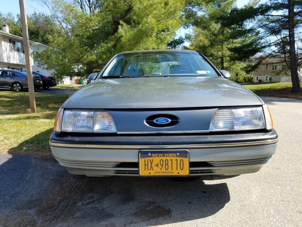 1986 Ford Taurus Raging Bull