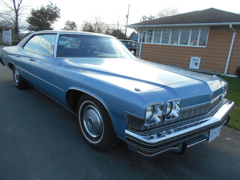 Kijiji Classic 1974 Buick Lesabre What Is Summer In A Fine Brocaded Gown Curbside Classic