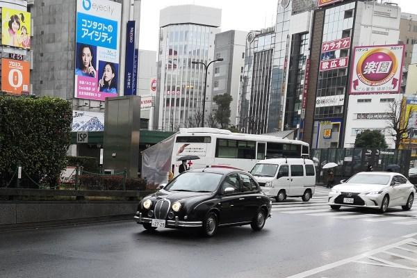 Mitsuoka Viewt K12 (front)
