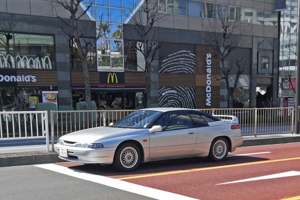 Subaru Alcyone SVX (3/4 front)