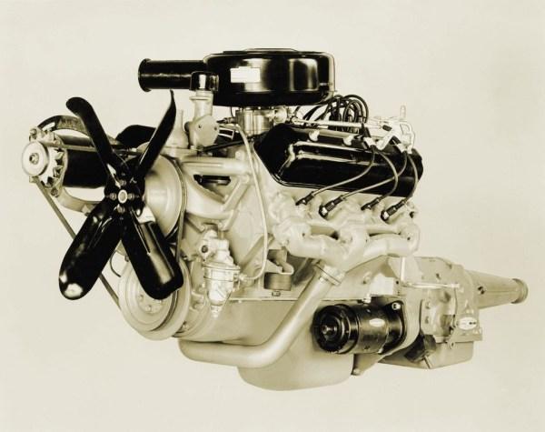Studebaker V8 engine