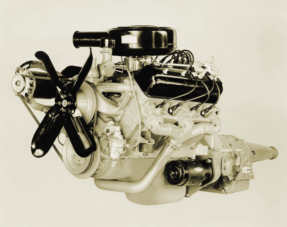 Automotive History: The Studebaker V8 Engine – Punching Below Its Weight    Curbside ClassicCurbside Classic
