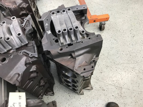Ford 400 Engine block