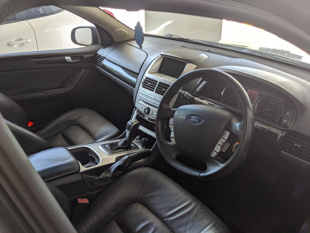 Cars Of A Lifetime 2009 Ford Fg Falcon G6e Curtain Call For