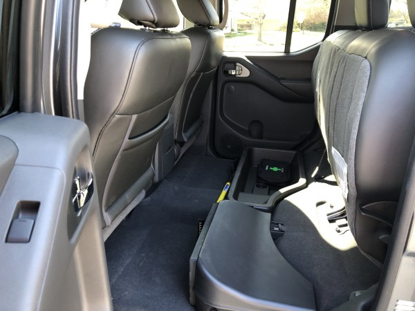 2020 Nissan PRO-4X