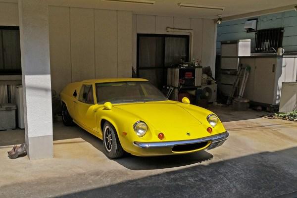 Lotus Europa S2 (front)