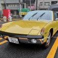 I'm on record as stating that I'm not too fond of the VW-Porsche 914. It's hard to follow an act like the Porsche 912, especially when you're a rather muddled […]